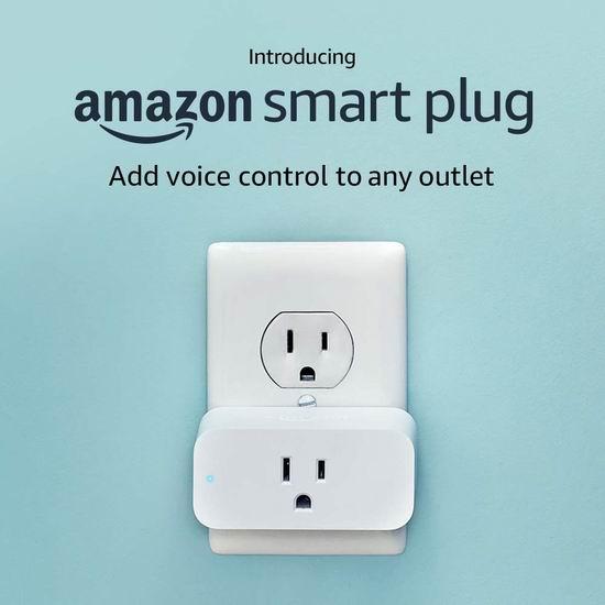 新品上市!Amazon Smart Plug 迷你智能插座 34.99加元!