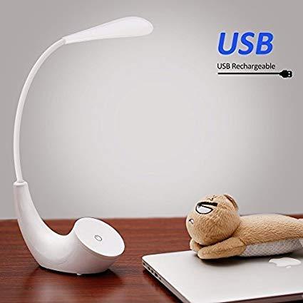 EECOO 可充电LED护眼台灯 13.59加元限量特卖!