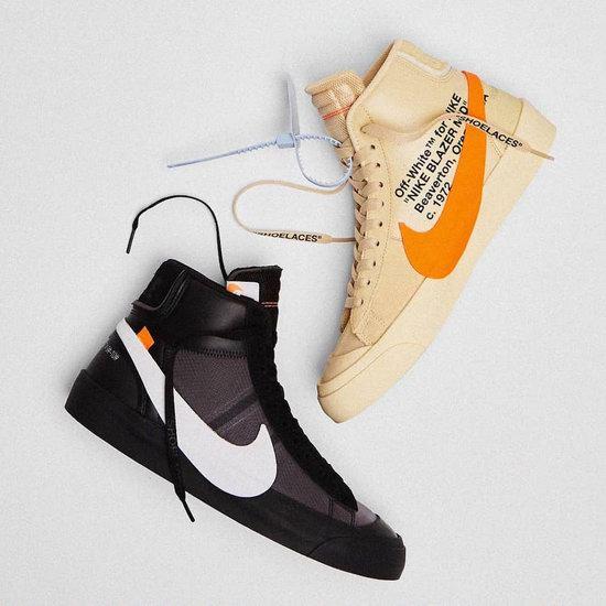 预告!Off-White x NIKE Blazer 全新联名 Spooky Pack 运动鞋 175加元包邮!10月3日11点发售!