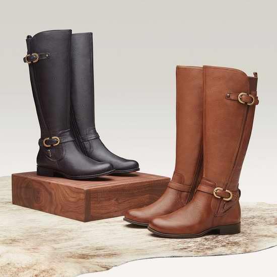 Naturalizer 娜然 超舒适女式鞋靴2折起清仓+最高额外7折+包邮!