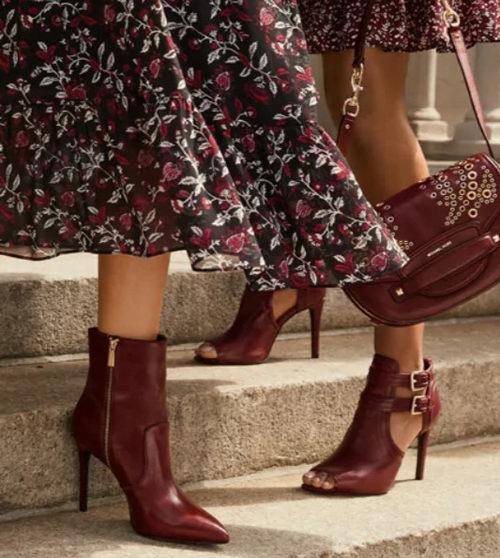 手慢无!Michael Kors 精选时尚美鞋3折起!售价低至21.75加元!