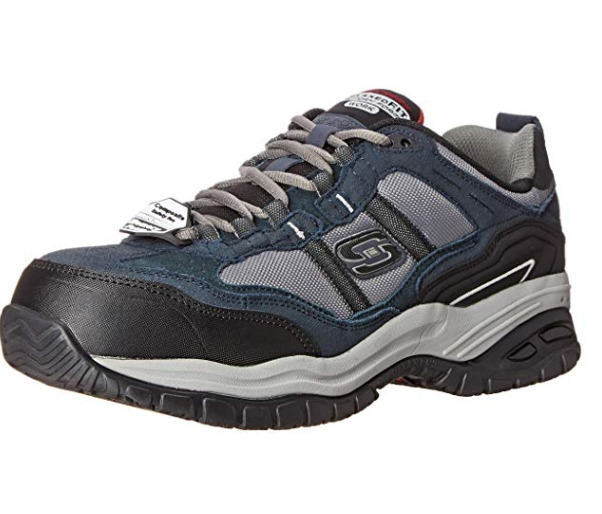 Skechers 男士铁头鞋 46.13加元起,原价 110.5加元,包邮