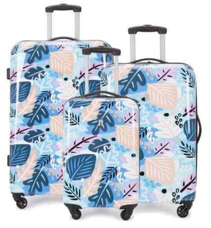 精选 5款 IT luggage 三件套拉杆箱 159.99-199.99加元,原价 679-1005加元,包邮