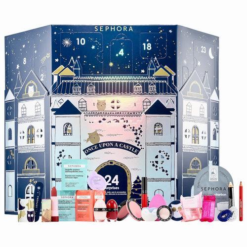 Sephora Collection 圣诞城堡日历上市 售价 56加元