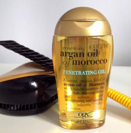 Organix Argan 摩洛哥护发油 100毫升 6.97加元,原价 12.79加元