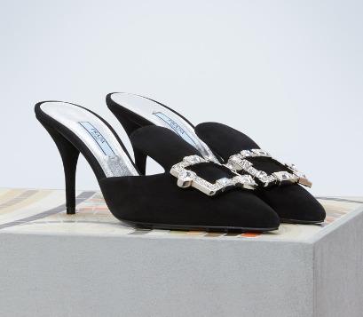精选 Prada、Valentino、Nicholas Kirkwood等品牌 7折起优惠!