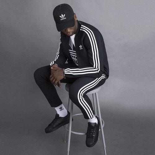 休闲穿搭必备!adidas Originals Relaxed 可调节男士棒球帽 24.84加元,原价 32加元