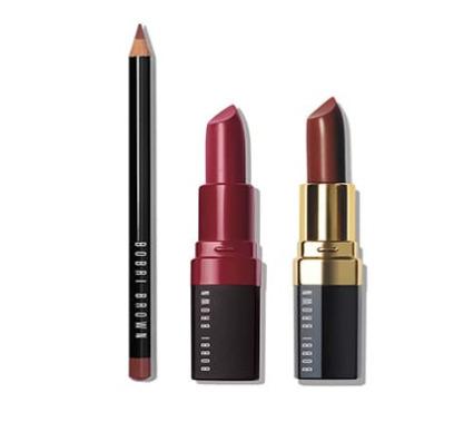 Bobbi Brown 芭比波朗 精选美妆产品 6折起+满送价值60加元唇膏唇线笔3件套