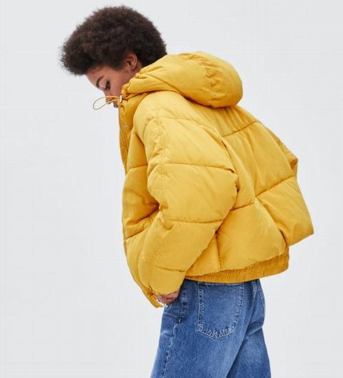 Zara 大量时尚防寒服、双排扣大衣上新!图片款45加元,3色可选!入泰迪熊大衣!