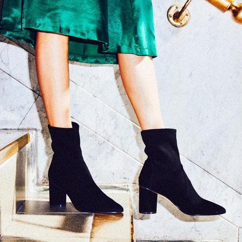 Stuart Weitzman 新款长短靴 7.5折+包邮!