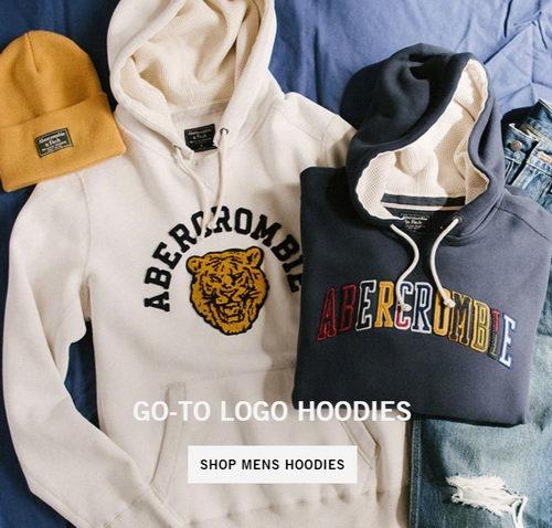 Abercrombie & Fitch秋季外套 、毛衣、牛仔裤 、打底衫 3折起清仓特卖!