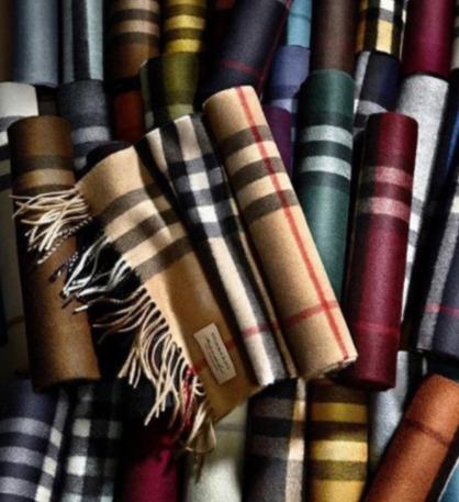 Burberry 博柏利 经典围巾、手拿包最高立减 350加元!