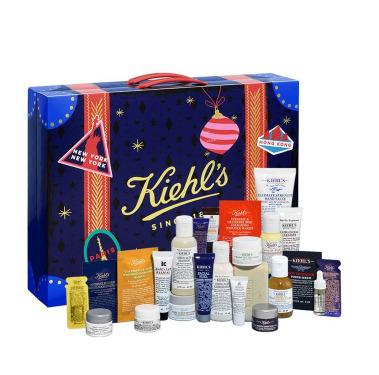 Kiehl's 科颜氏 2018圣诞倒数美容日历 79加元,原价 89加元,包邮