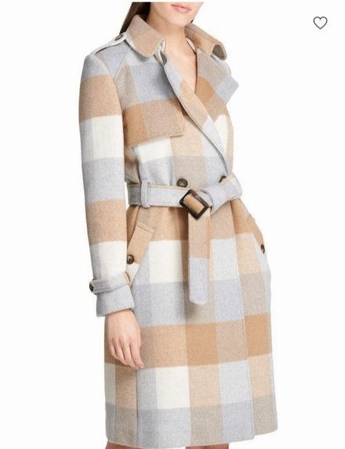 DKNY唐可娜儿 秋季服饰、美包、美鞋、防寒服、羊毛混纺大衣 5折起特卖!