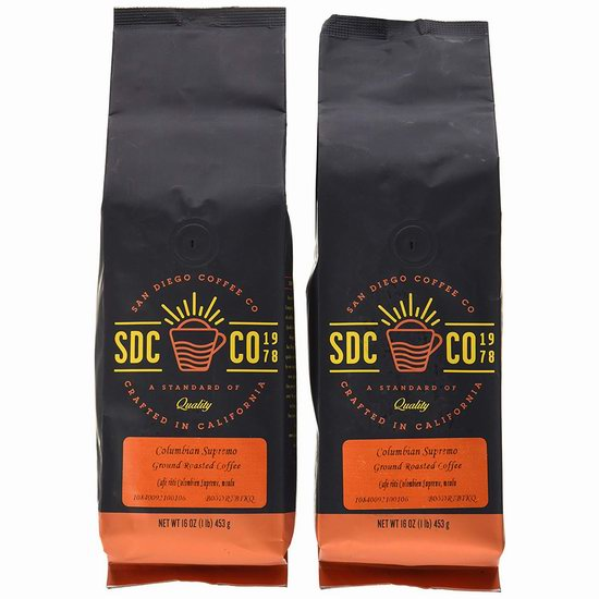 San diego coffee columbian supreme 2 3 1 - Div display block ...