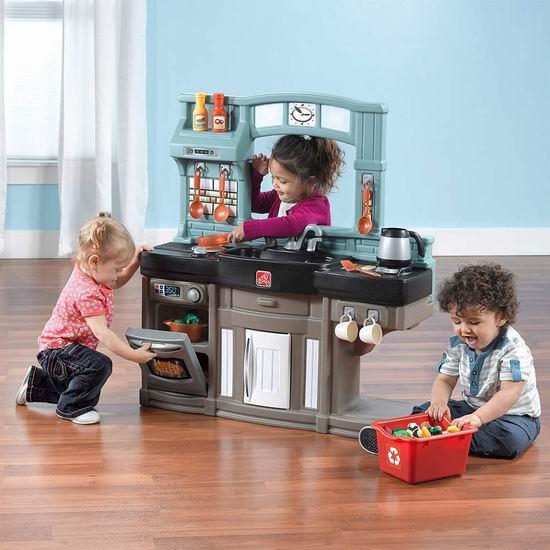 Step2 854800 儿童厨房玩具套装5.2折 89.97加元包邮!
