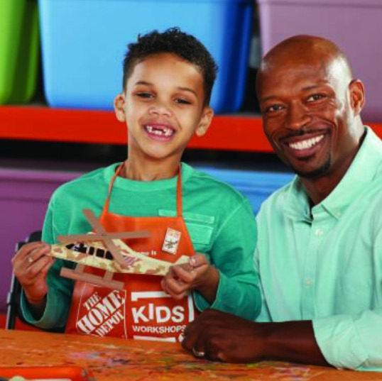 Home Depot 10-11月份免费儿童手工课,及家庭装修免费课程安排一览!