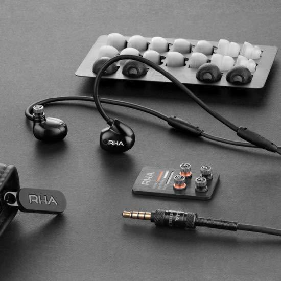 历史新低!英国 RHA 202027 T20i 双单元动圈耳机6.6折 171.12加元包邮!