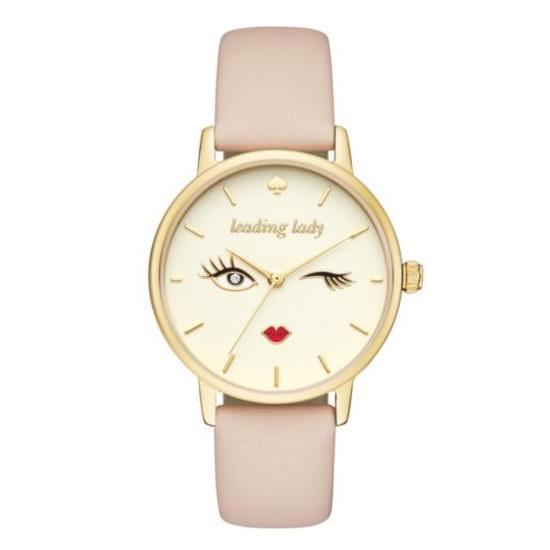 精选 Kate Spade New York 女式高颜值时尚手表、首饰3.8折起!额外8折!