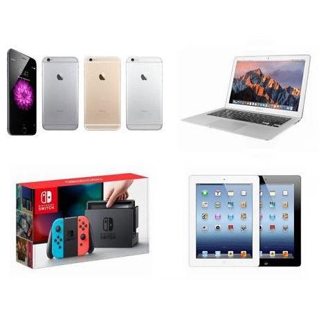 eBay精选大量智能手机、笔记本电脑、平板电脑、游戏机、小家电、智能手表、移动硬盘等3.4折起!满100加元额外立省20加元!