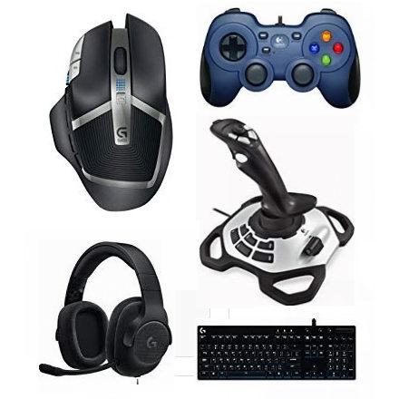 金盒头条:精选8款 Logitech 罗技 游戏鼠标、机械键盘、手柄、飞行摇杆、游戏耳机4.3折起!