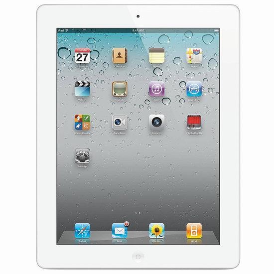 历史新低!翻新 Apple iPad 4 16GB 9.7英寸 平板电脑 164.95加元包邮!