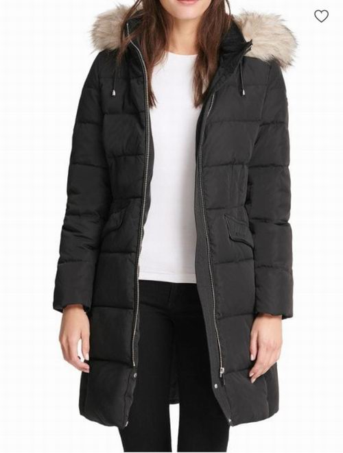 精选Calvin Klein、DKNY、Jones New York等品牌大衣、羽绒服 7折+额外再打8.5折!