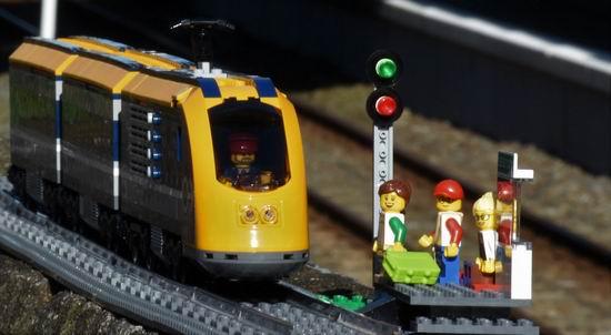 LEGO 乐高 60197 城市系列 蓝牙客运火车7.5折 149.99加元包邮!