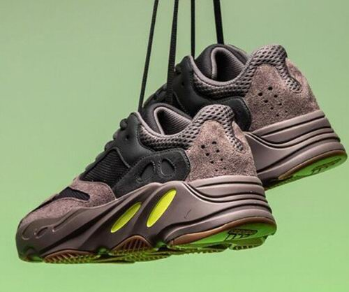 新色发售:Adidas YEEZY BOOST 700 Mauve 复古老爹鞋 10月27 8点30分开抢
