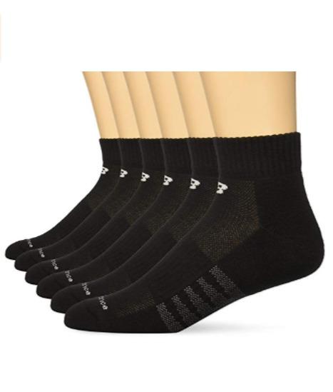 精选多款New Balance 长/短袜 6双 13.79加元起特卖!