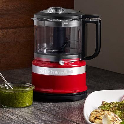 销量冠军!KitchenAid KFC3516 3.5杯食物处理/切碎/料理机5.6折 44.99加元包邮!3色可选!