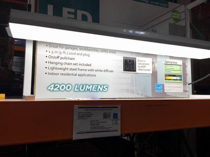 全网独家!【加东版】Costco店内实拍汇总,有效期至10月14日!收iPad平板、各种节能灯、Q10胶囊、新秀丽2件套、Prada美包!会员网购满100元省20元!