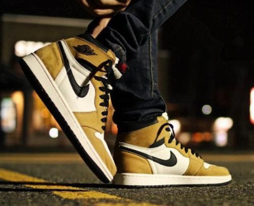 最佳新秀 Nike Air Jordan 1潮鞋 东部时间 11月17日 11点发售!