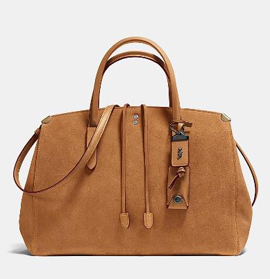 Coach 1941  Cooper carryall 时尚手袋 399.95加元(2色),原价 700加元,包邮