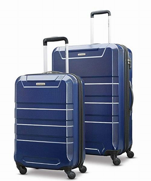 黑五:历史新低!精选 3款 Samsonite Invoke硬壳拉杆行李箱 2件套 3折 164.99加元起特卖!2色可选