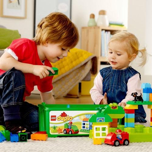 LEGO 乐高 10572多合一趣味桶 积木 25.28加元,原价 34.99加元