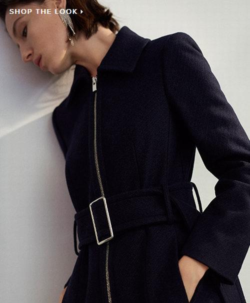 凹造型必备单品!Club Monaco 冬季超气质大衣7.5折,特卖款折上折优惠!