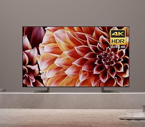 精选 4款 Sony XBR49X900F 系列 49/55/75英寸 4K超高清智能电视 立减500加元!