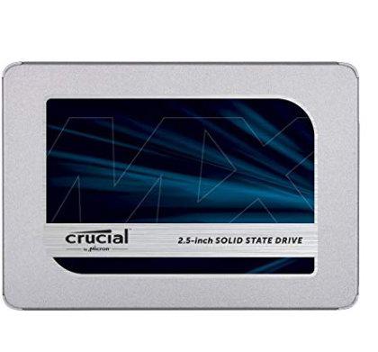 史低价!Crucial MX500 2TB 3D 2TB超大容量 2.5英寸固态硬盘 288加元,原价 521.8加元,包邮