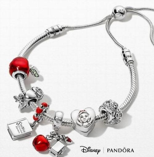 Pandora x Disney 2018经典童话故事合作系列上市!
