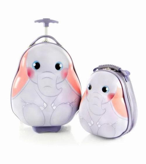 精选2款Heys儿童拉杆箱行李箱/旅行箱+小背包 2件套 59.99加元,原价 79.99加元