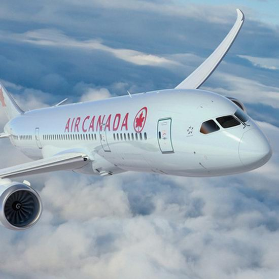 Air Canada 加航黑五大促!全球机票特价销售,往返中国624加元起!再返款50加元!