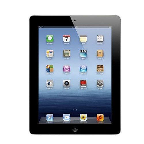 翻新 Apple iPad 4 16GB 9.7英寸 黑色平板电脑 170加元包邮!
