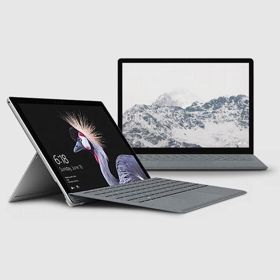 白菜价!精选多款开箱或展示品 Microsoft 微软 Surface Pro 二合一 平板电脑笔记本电脑4.2折 349.96加元起清仓并包邮!
