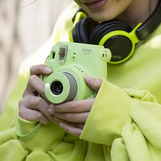 Fujifilm Instax Mini 9 拍立得相机 69.97加元包邮!