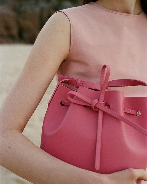 双11特惠!时尚妞人手一款 Mansur Gavriel 水桶包、美包 7.8折优惠!