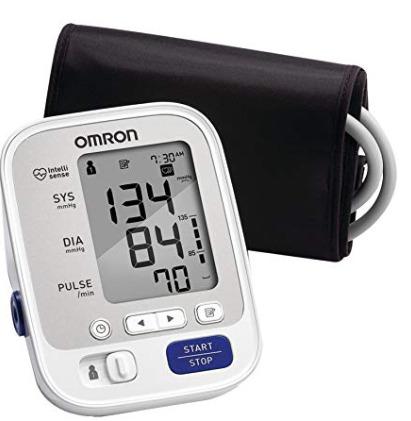 医生首推产品!史低价!Omron BP742N 5 系列 电子血压计 55.7加元,原价 84.27加元,包邮