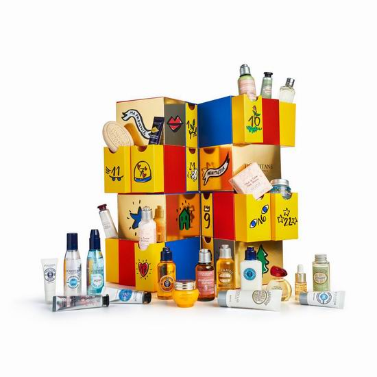 双11特惠!L'Occitane 欧舒丹 满111加元送11件套大礼包!收圣诞超值礼盒!