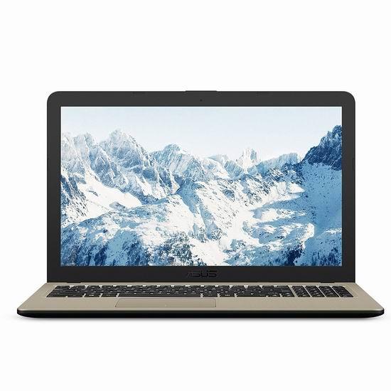 黑五专享:历史新低!Asus X540UA-AB31-CA 15.6英寸超轻笔记本电脑(4GB/128GB SSD)489加元包邮!