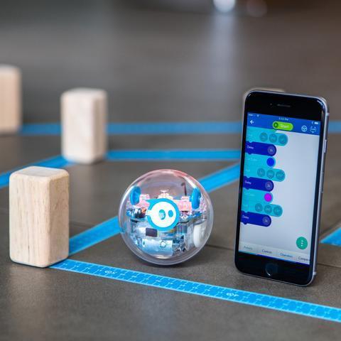 历史新低!Sphero SPRK+ STEAM 可编程遥控 益智教育机器人6.7折 99.99加元包邮!